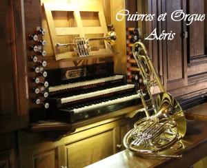 Cuivres et orgue 1