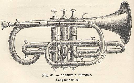 Cornet a pistons