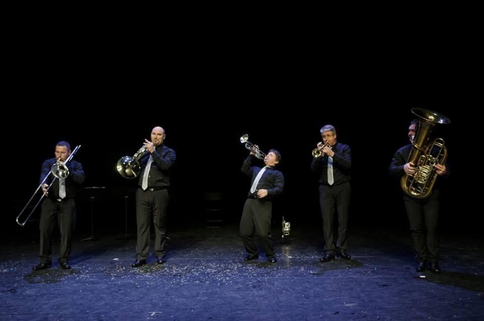 Aéris Brass Quintet