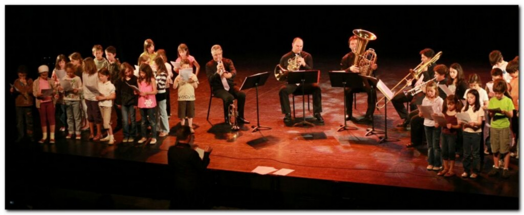 Aeris Brass Quintet partnership